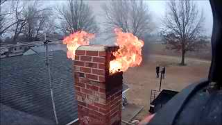Chimney Fire- Chimney Inspection Is Very Important